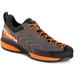 Scarpa Mescalito Schoenen Heren, titanium/orange